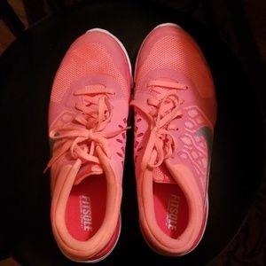 Nike Fitsole Athletic Shoes - Size 9.5